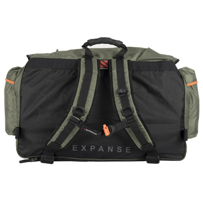 Expanse Backpack Bed Chest Rear View