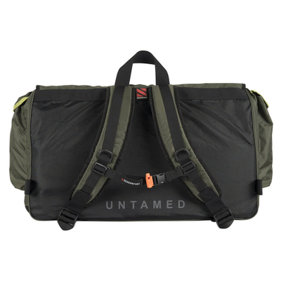 Untamed Backpack Bed Rear View