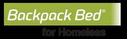 Backpack Bed for Homeless